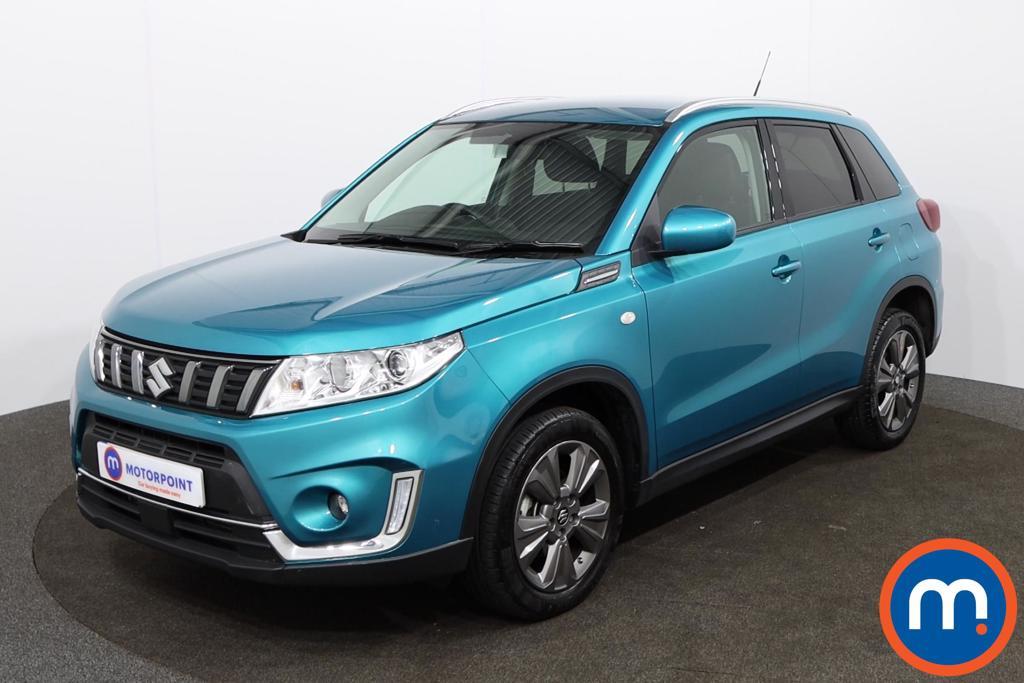 Suzuki Vitara 1.4 Boosterjet SZ-T 5dr - Stock Number 1136485 Passenger side front corner