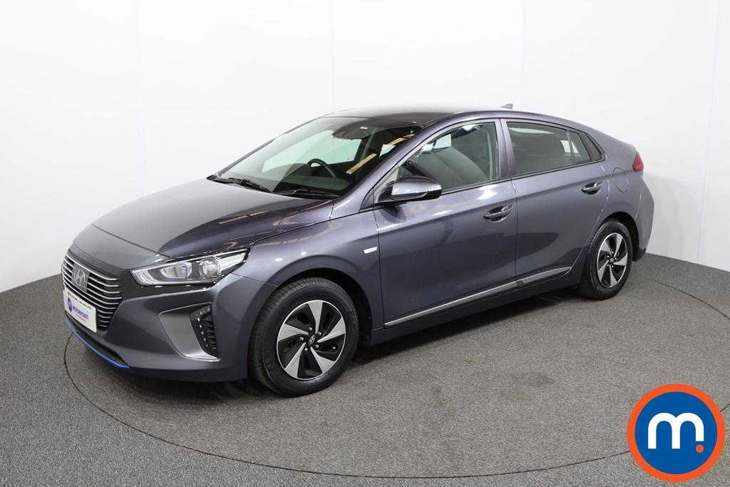 Hyundai Ioniq 1.6 GDi Hybrid SE 5dr DCT - Stock Number 1136754 Passenger side front corner