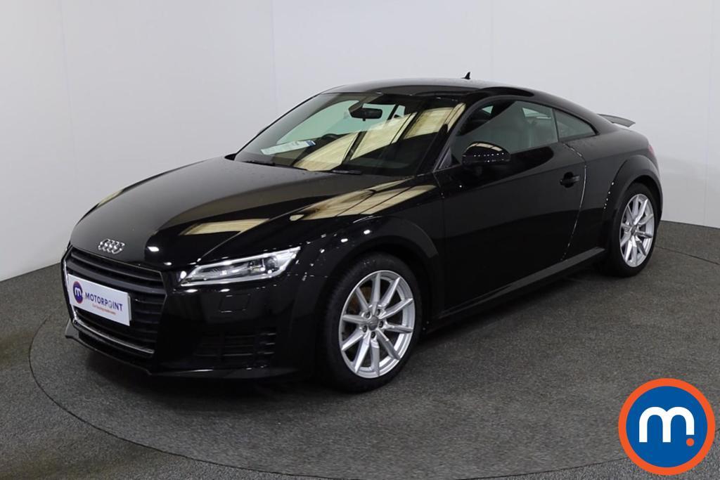 Audi TT 1.8T FSI Sport 2dr - Stock Number 1137236 Passenger side front corner