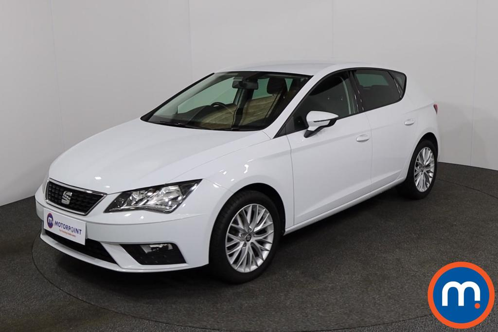 Seat Leon SE Dynamic Technology - Stock Number 1137479 Passenger side front corner