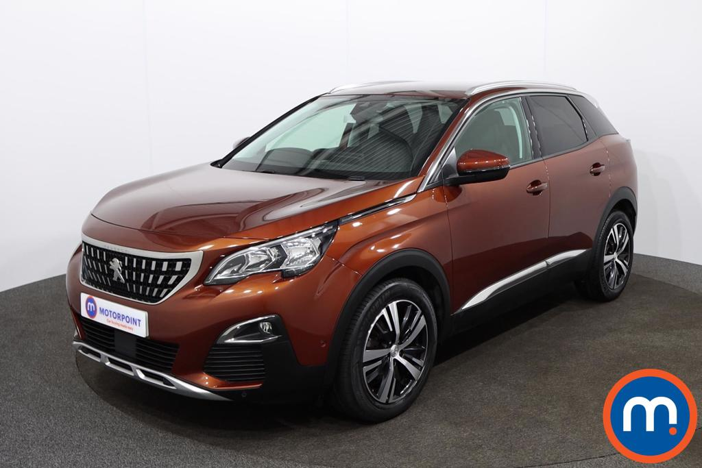 Peugeot 3008 Allure - Stock Number 1137859 Passenger side front corner