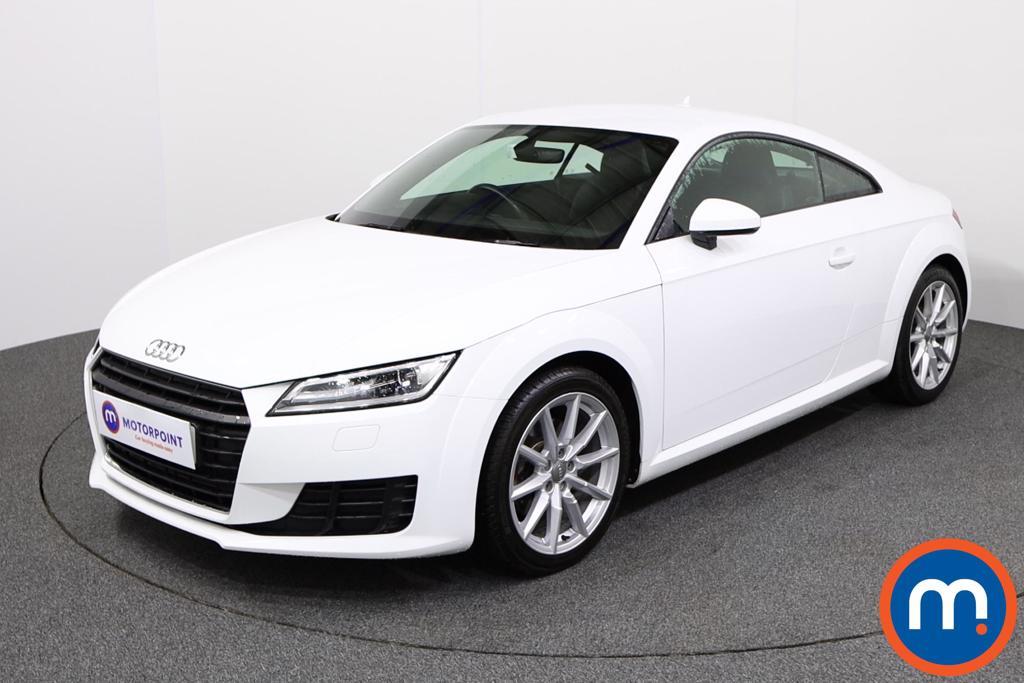 Audi TT 1.8T FSI Sport 2dr - Stock Number 1138000 Passenger side front corner