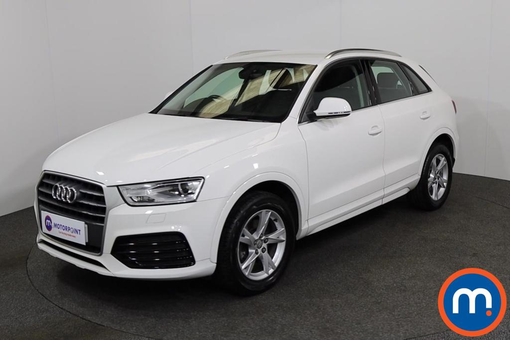 Audi Q3 Sport - Stock Number 1138520 Passenger side front corner