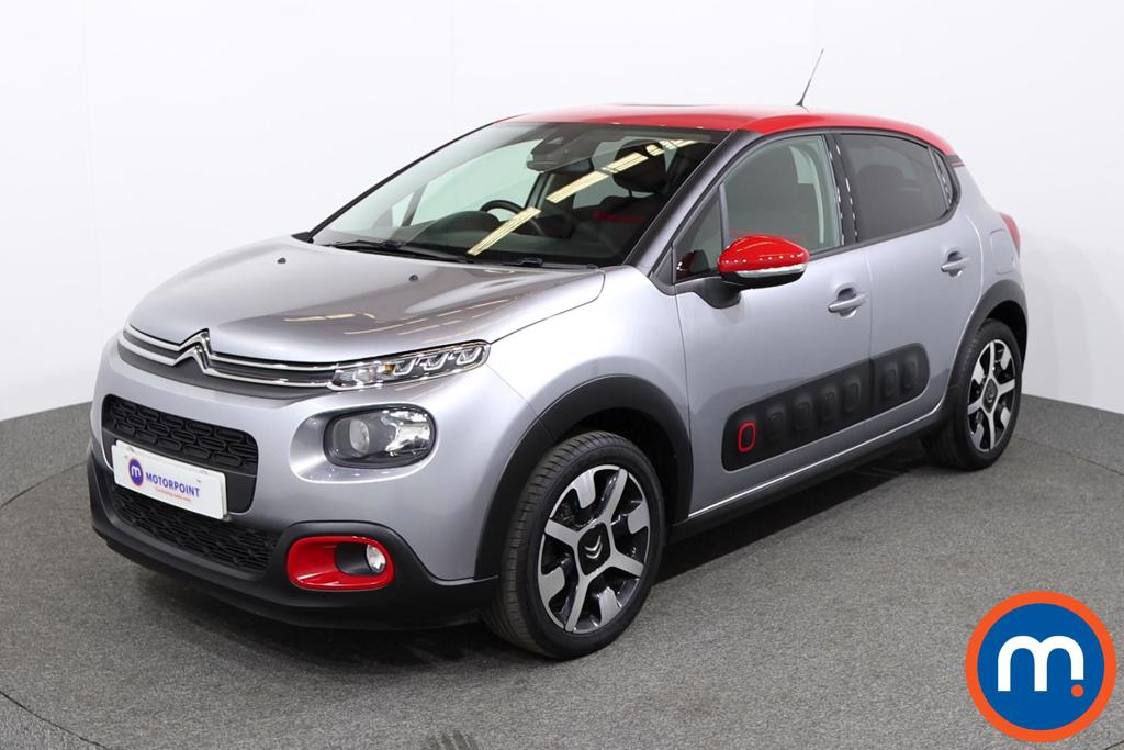 Citroen C3 1.2 PureTech 82 Flair Nav Edition 5dr - Stock Number 1139694 Passenger side front corner