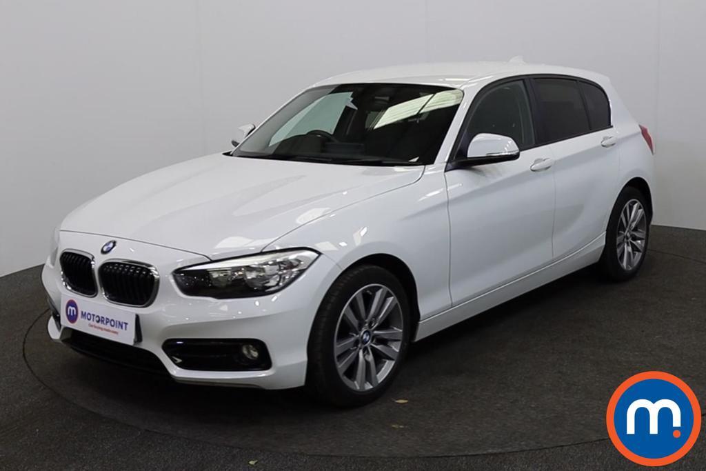 BMW 1 Series Sport - Stock Number 1141888 Passenger side front corner