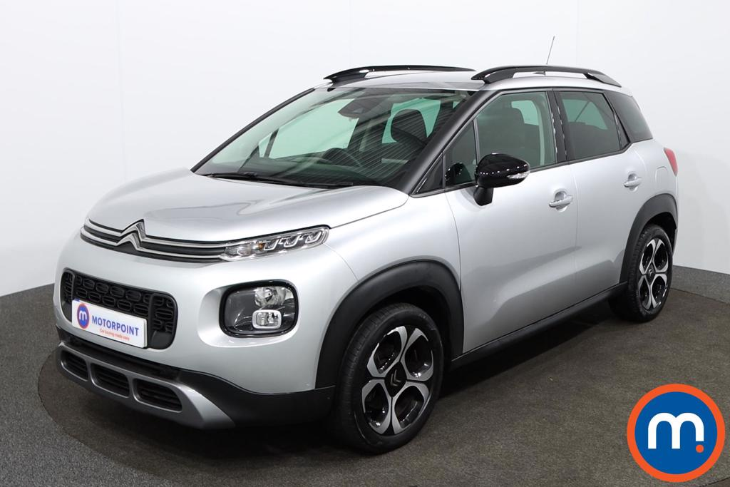 Citroen C3 Aircross Flair - Stock Number 1142028 Passenger side front corner