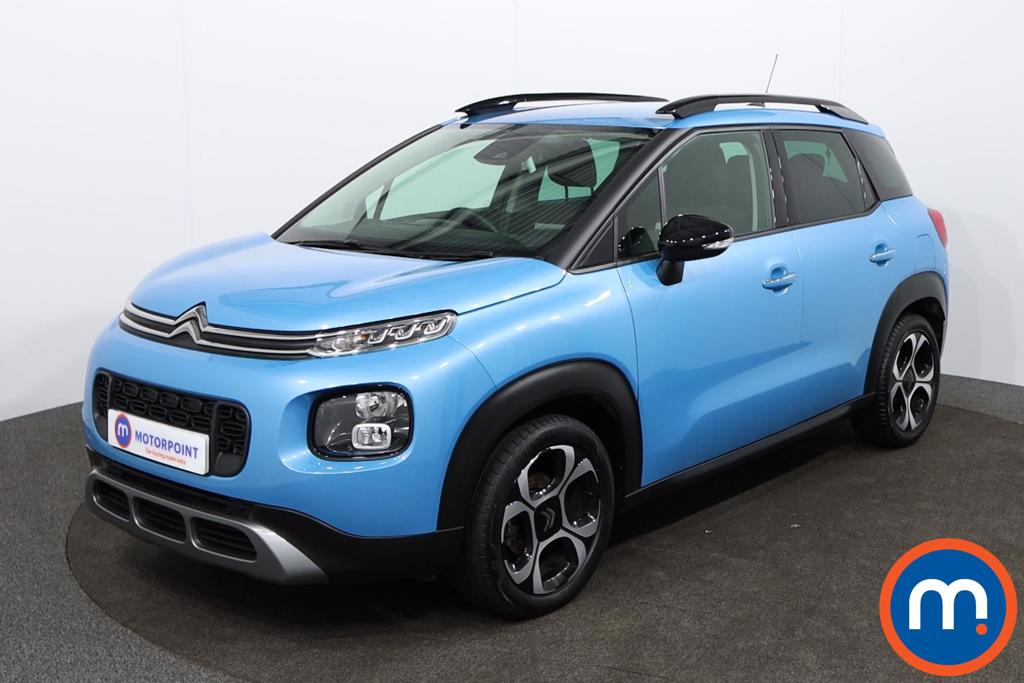 Citroen C3 Aircross Flair - Stock Number 1142030 Passenger side front corner