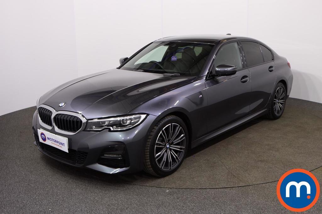 BMW 3 Series M Sport - Stock Number 1131356 Passenger side front corner
