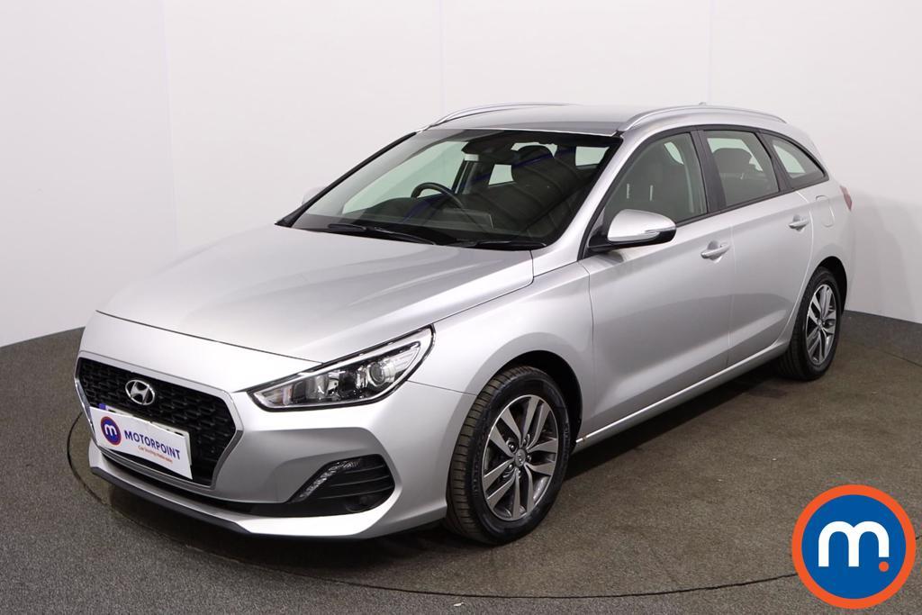 Hyundai I30 SE Nav - Stock Number 1134828 Passenger side front corner