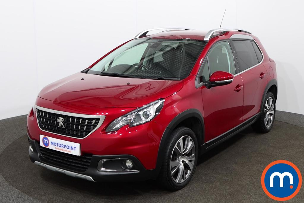 Peugeot 2008 Allure - Stock Number 1138933 Passenger side front corner