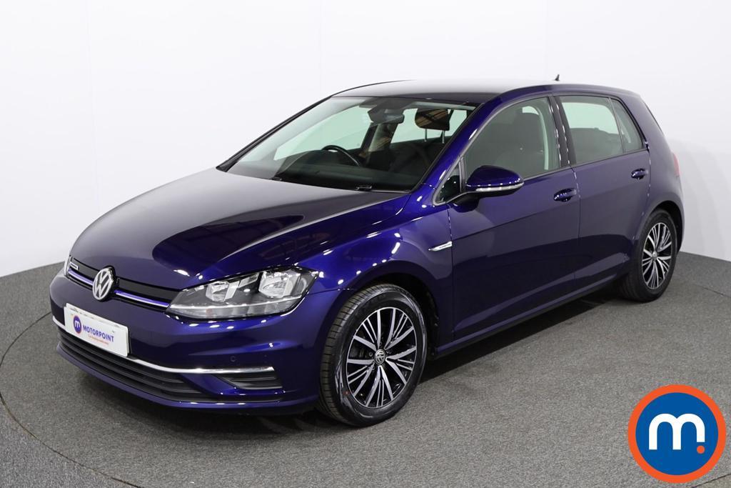 Volkswagen Golf SE - Stock Number 1139175 Passenger side front corner