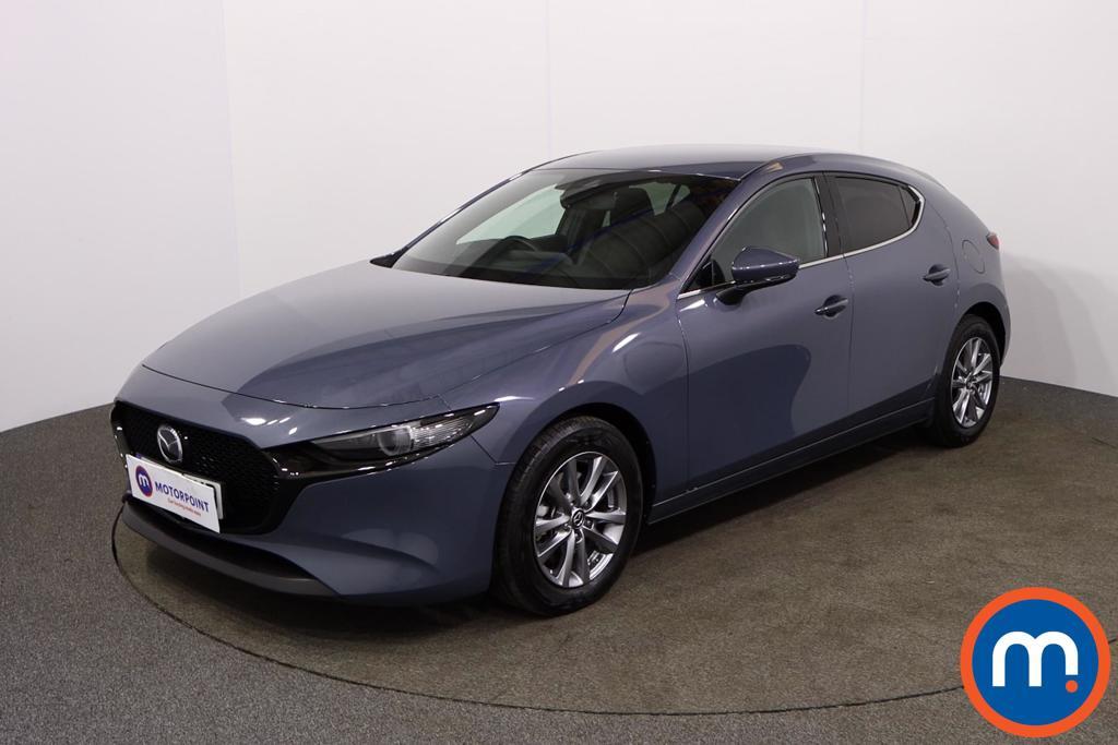 Mazda 3 Sport - Stock Number 1139558 Passenger side front corner