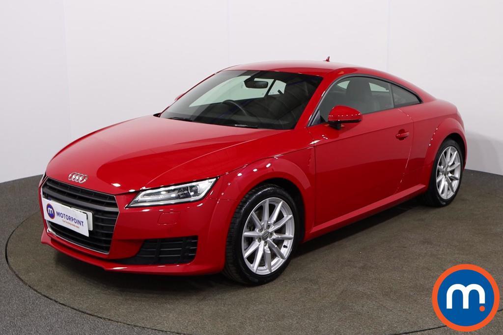 Audi TT 1.8T FSI Sport 2dr - Stock Number 1139949 Passenger side front corner