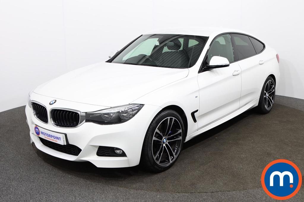 BMW 3 Series M Sport - Stock Number 1140710 Passenger side front corner
