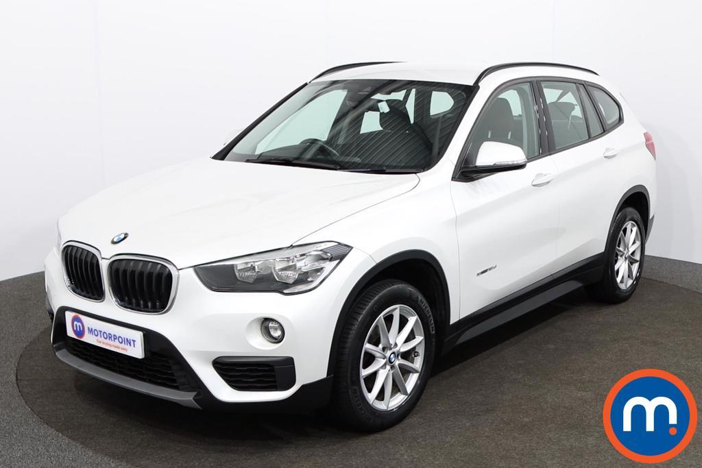 BMW X1 SE - Stock Number 1141716 Passenger side front corner