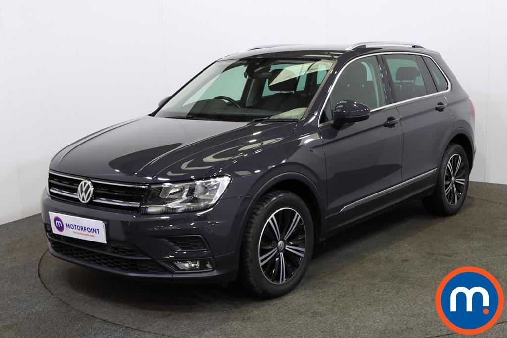 Volkswagen Tiguan SE Nav - Stock Number 1141754 Passenger side front corner