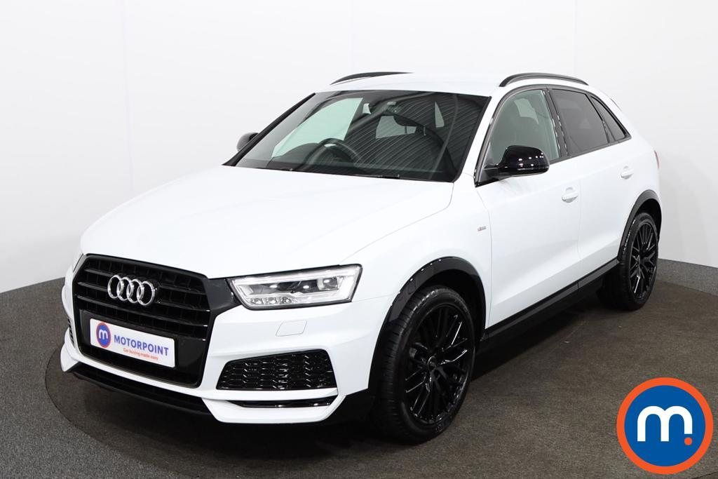 Audi Q3 Black Edition - Stock Number 1142291 Passenger side front corner