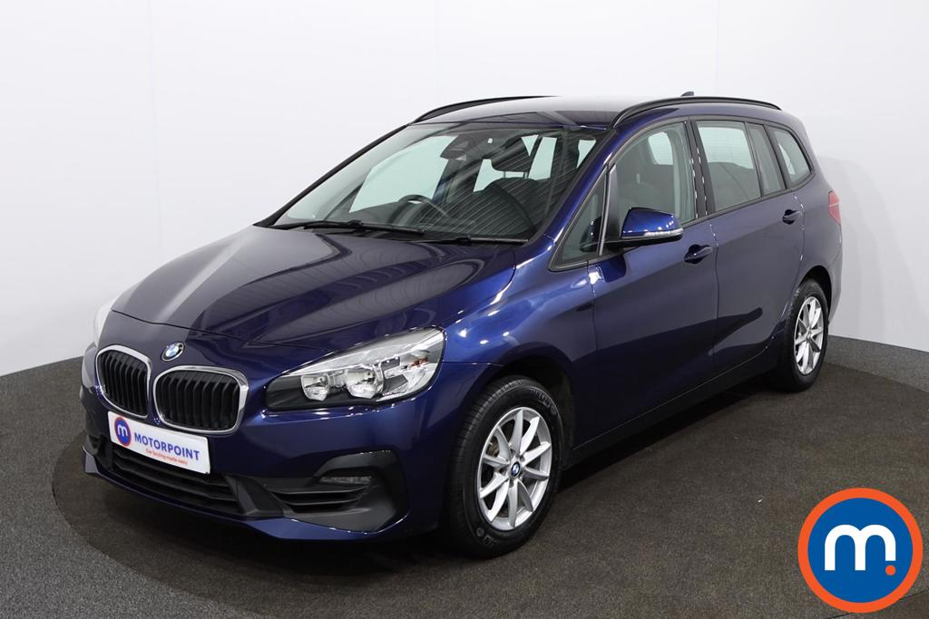 BMW 2 Series 218i SE 5dr - Stock Number 1143079 Passenger side front corner