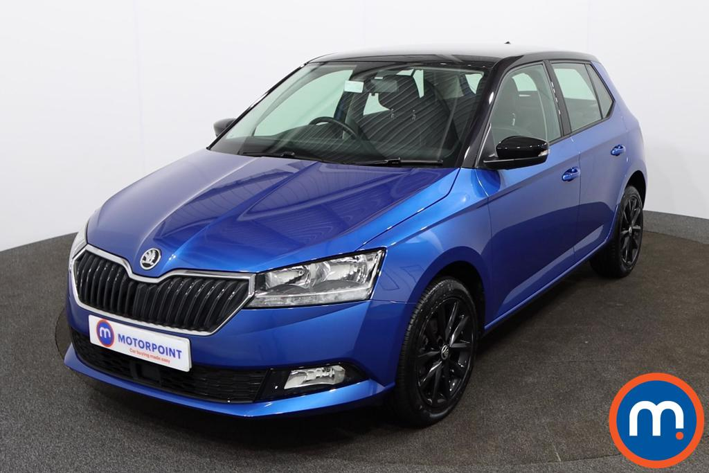 Skoda Fabia 1.0 MPI Colour Edition 5dr - Stock Number 1144087 Passenger side front corner