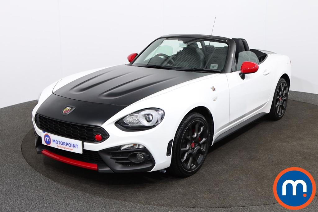Abarth 124 Spider 1.4 T MultiAir 2dr Auto - Stock Number 1144336 Passenger side front corner
