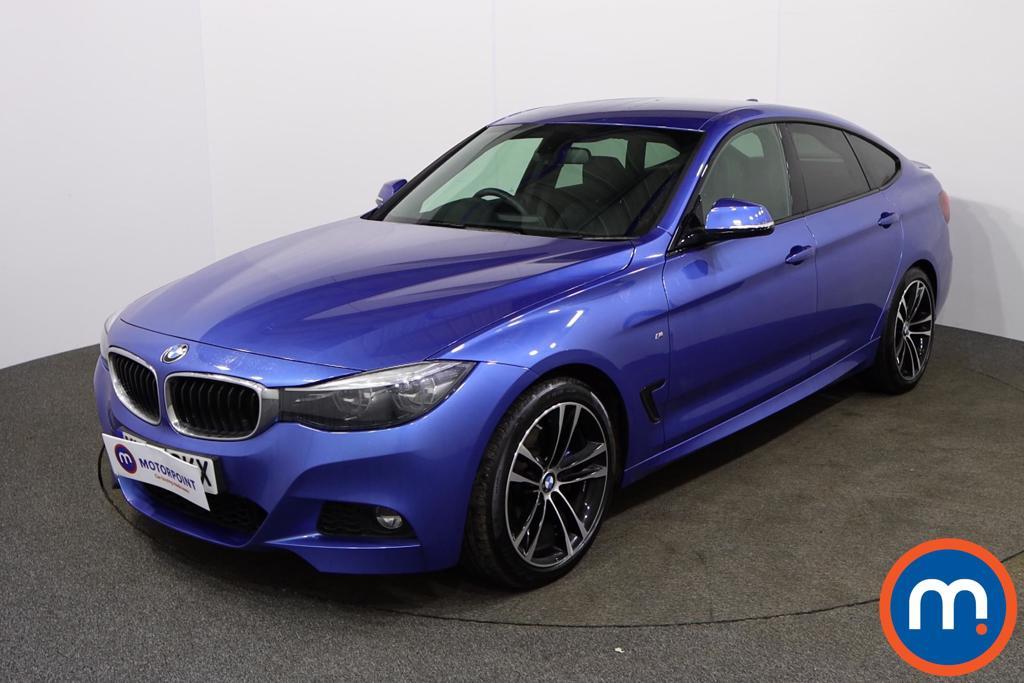 BMW 3 Series M Sport - Stock Number 1144951 Passenger side front corner
