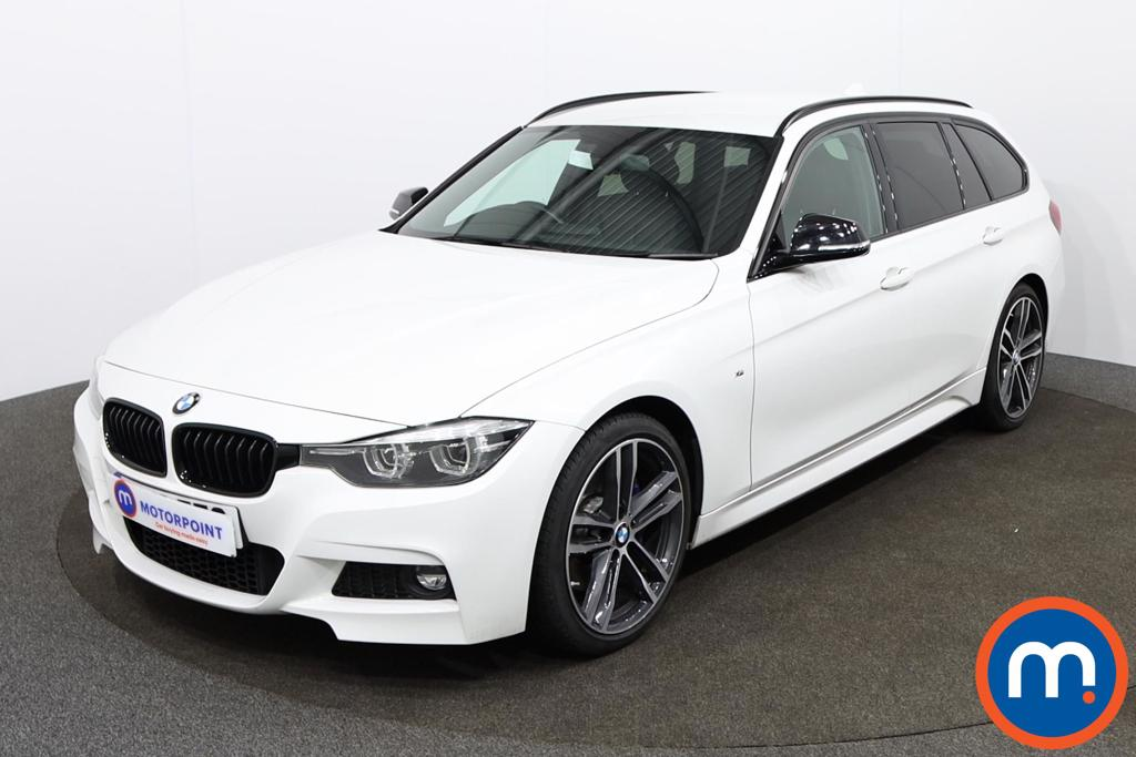 BMW 3 Series M Sport Shadow Edition - Stock Number 1145875 Passenger side front corner