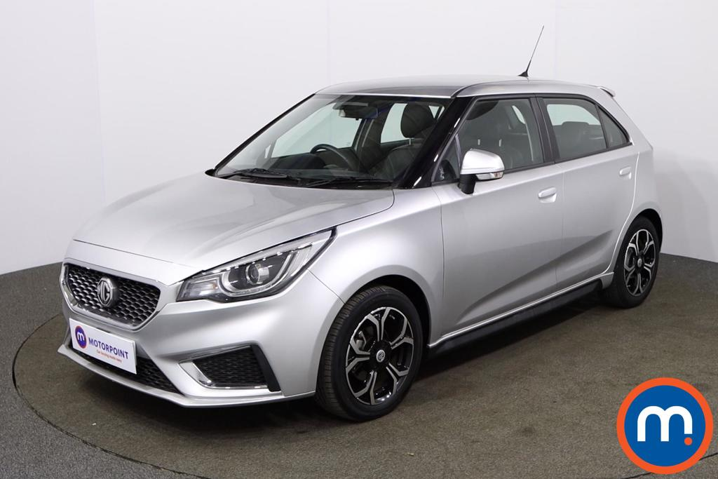 Mg Motor Uk MG3 1.5 VTi-TECH Exclusive 5dr - Stock Number 1119753 Passenger side front corner
