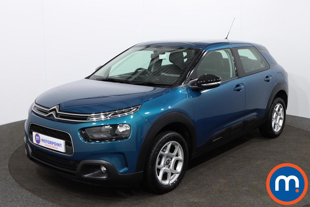 Citroen C4 Cactus Feel - Stock Number 1132713 Passenger side front corner