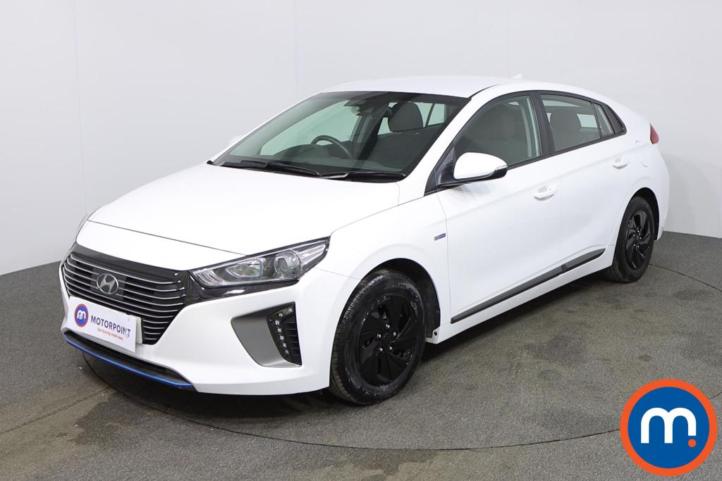 Hyundai Ioniq 1.6 GDi Hybrid SE 5dr DCT - Stock Number 1137530 Passenger side front corner