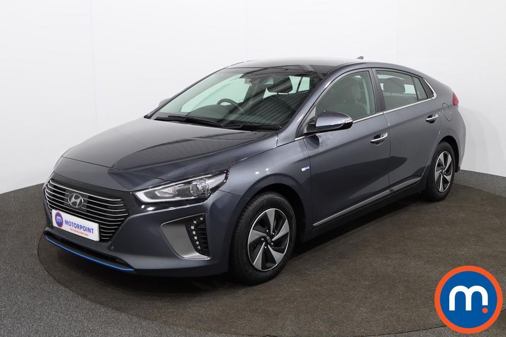 Hyundai Ioniq Premium SE - Stock Number 1139130 Passenger side front corner