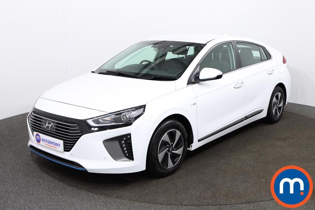 Hyundai Ioniq Premium SE - Stock Number 1141168 Passenger side front corner
