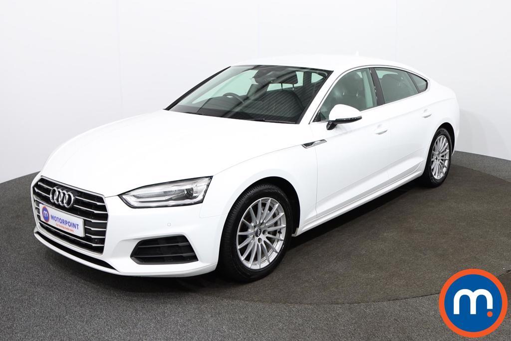 Audi A5 SE - Stock Number 1141261 Passenger side front corner