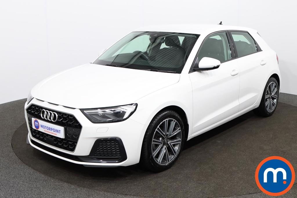 Audi A1 Sport - Stock Number 1144344 Passenger side front corner