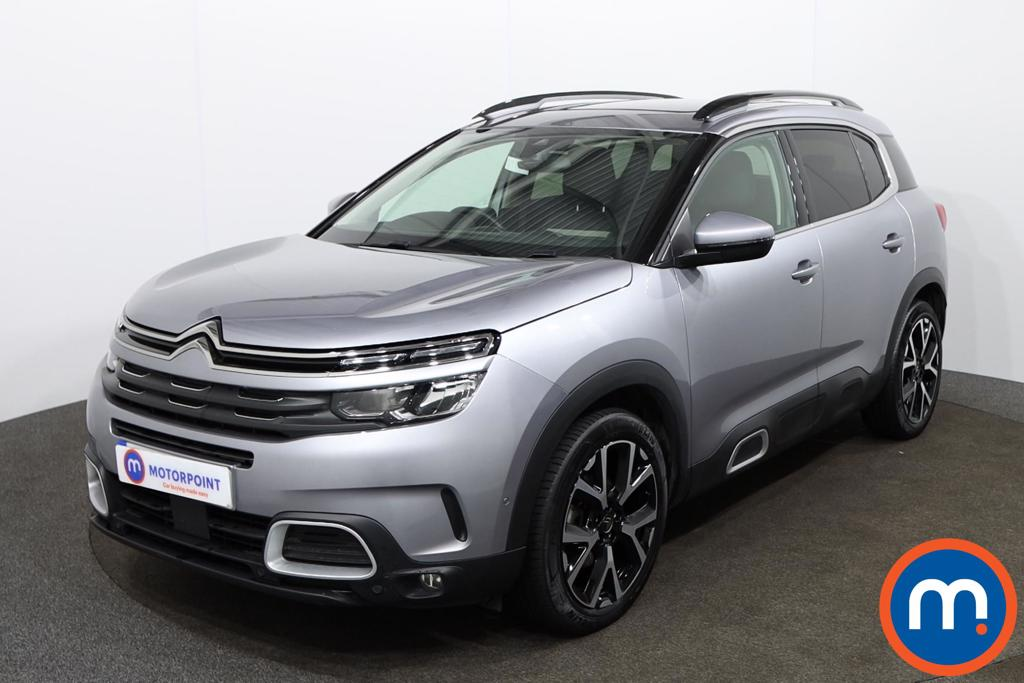 Citroen C5 Aircross Flair Plus - Stock Number 1145075 Passenger side front corner