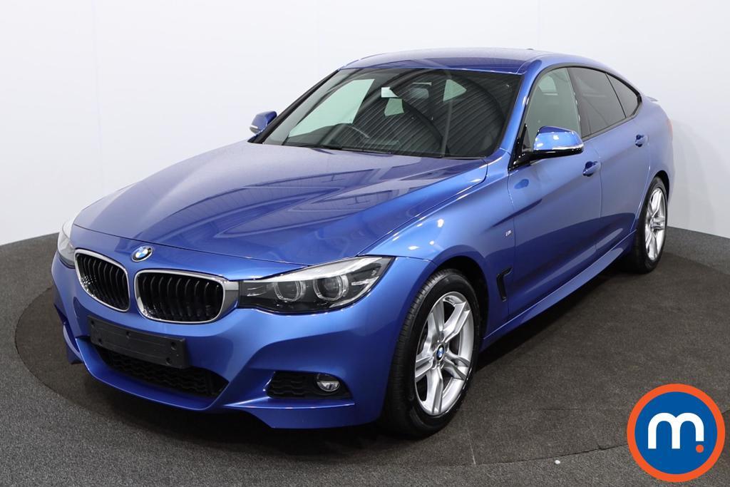 BMW 3 Series M Sport - Stock Number 1138643 Passenger side front corner