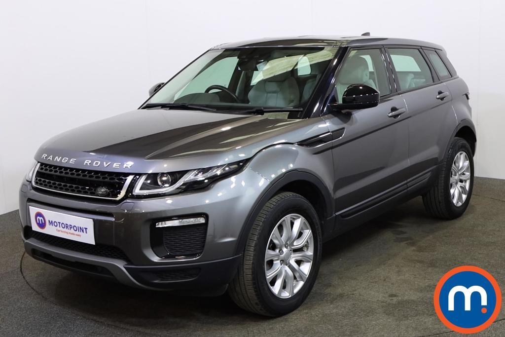 Land Rover Range Rover Evoque SE Tech - Stock Number 1142039 Passenger side front corner