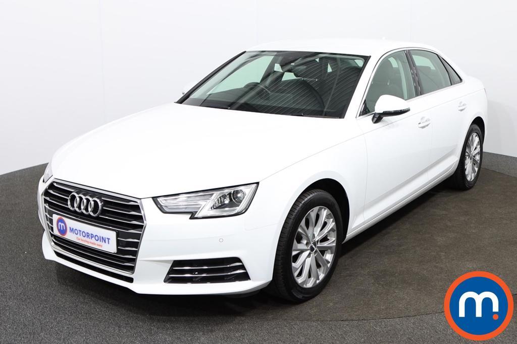 Audi A4 1.4T FSI SE 4dr - Stock Number 1131466 Passenger side front corner