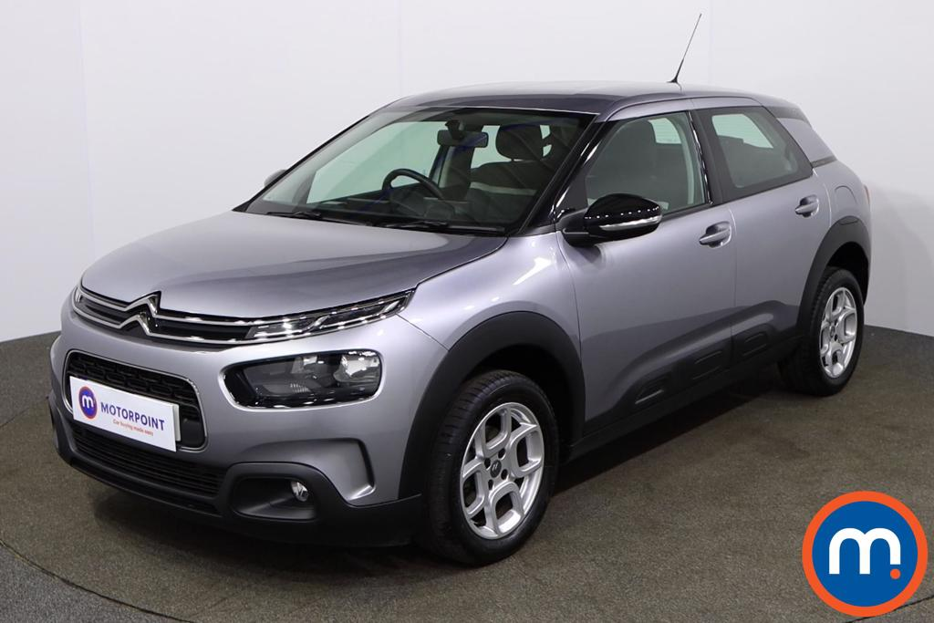 Citroen C4 Cactus Feel - Stock Number 1132623 Passenger side front corner