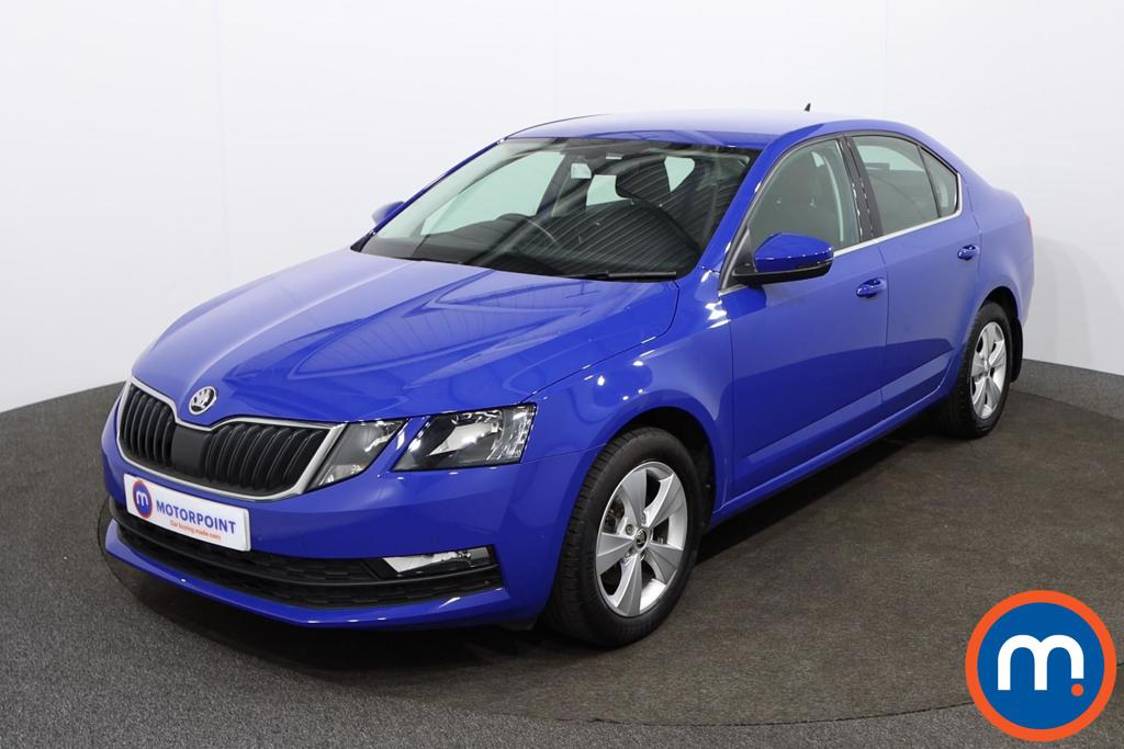 Skoda Octavia SE Technology - Stock Number 1134169 Passenger side front corner
