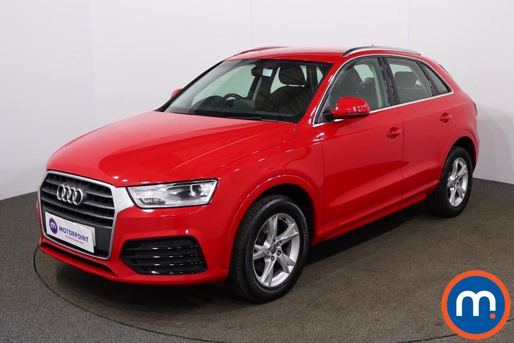Audi Q3 1.4T FSI Sport 5dr S Tronic - Stock Number 1137796 Passenger side front corner