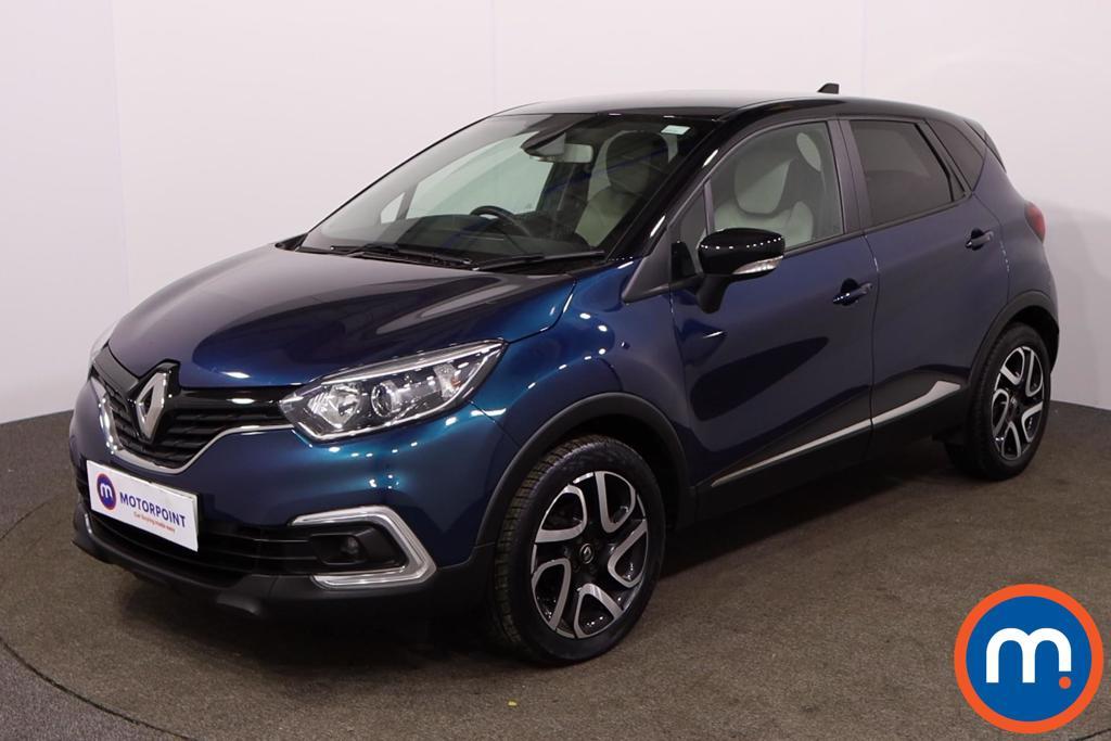 Renault Captur Iconic - Stock Number 1138640 Passenger side front corner