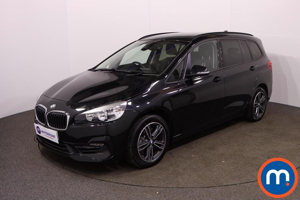 BMW 2 Series Sport - Stock Number 1139678 Passenger side front corner