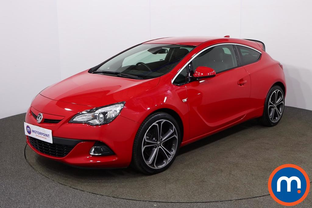 Vauxhall GTC Limited Edition - Stock Number 1141240 Passenger side front corner