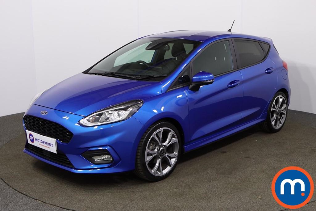 Ford Fiesta ST-Line X Edition - Stock Number 1143527 Passenger side front corner