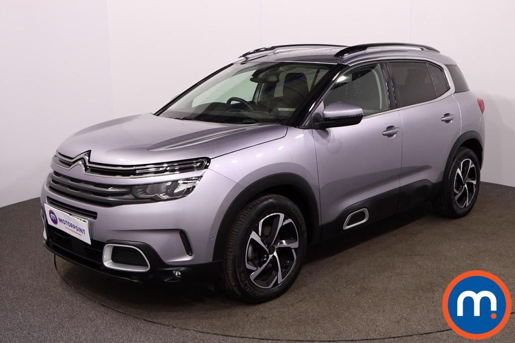 Citroen C5 Aircross 1.6 PureTech 180 Flair 5dr EAT8 - Stock Number 1144065 Passenger side front corner