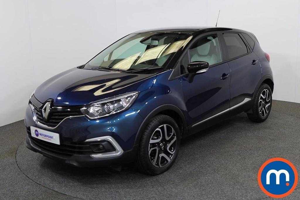 Renault Captur Iconic - Stock Number 1139742 Passenger side front corner