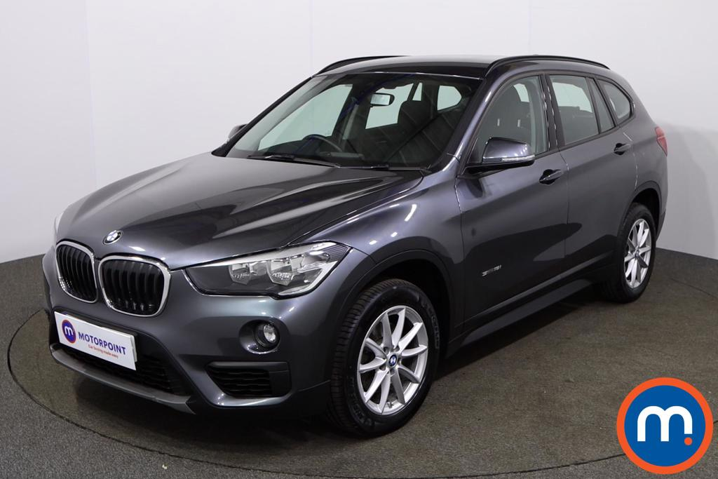 BMW X1 SE - Stock Number 1141500 Passenger side front corner