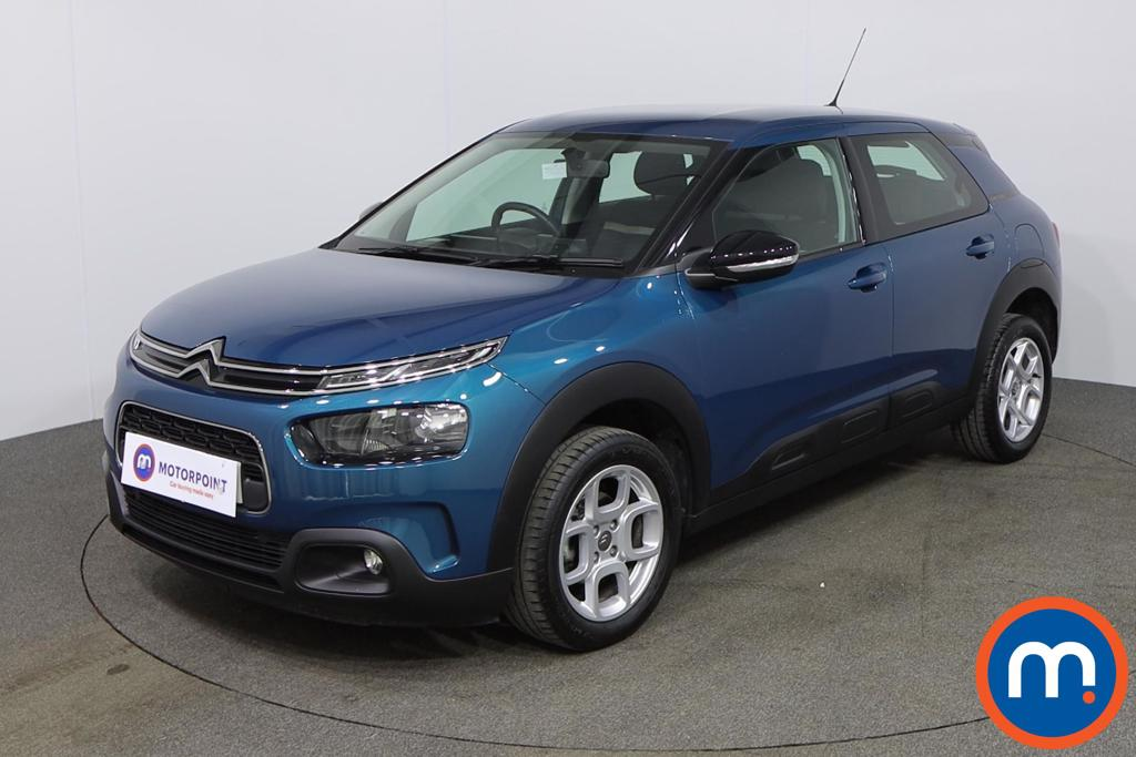 Citroen C4 Cactus 1.2 PureTech Feel 5dr [6 Speed] - Stock Number 1142005 Passenger side front corner