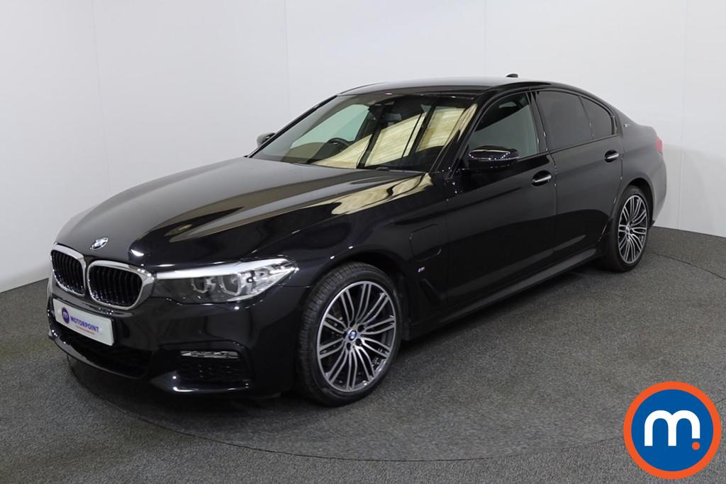 BMW 5 Series M Sport - Stock Number 1142261 Passenger side front corner
