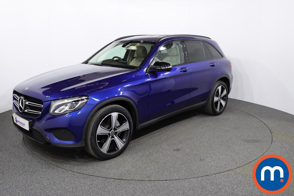 Mercedes-Benz GLC Urban Edition - Stock Number 1144970 Passenger side front corner